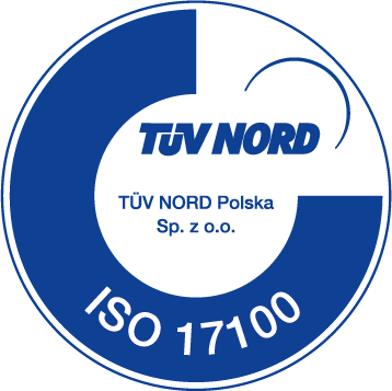 TUV NORD ISO 17100