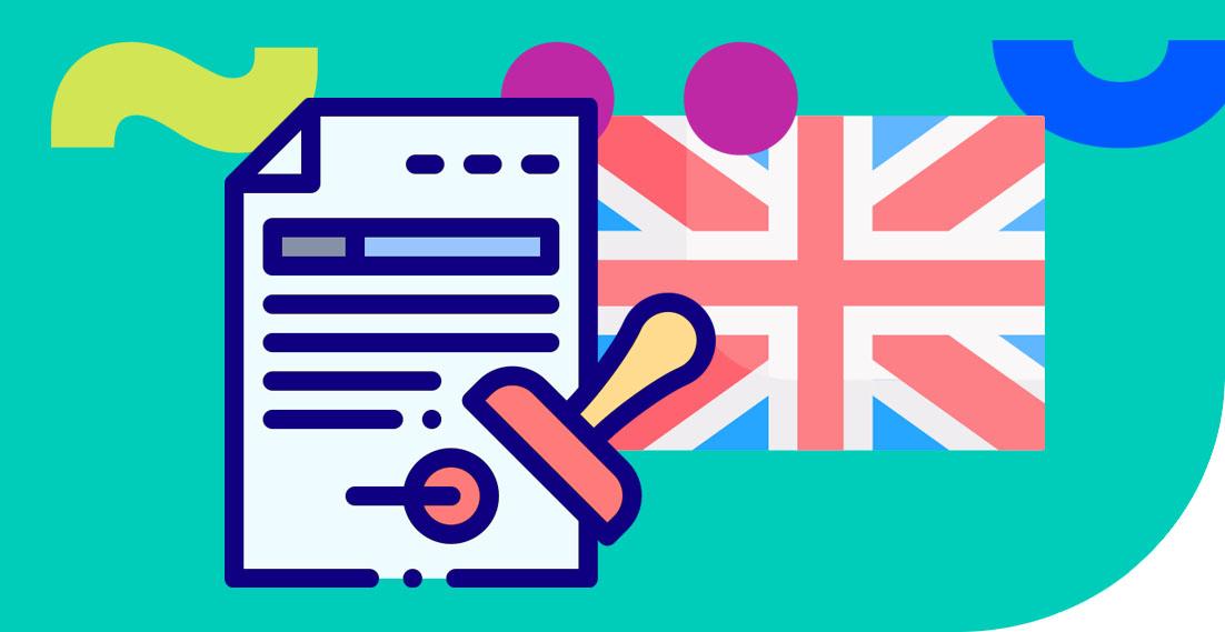 Tłumaczenia certyfikowane w Wielkiej Brytanii
